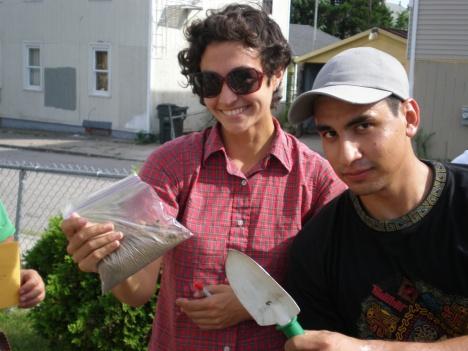happy soil samplers
