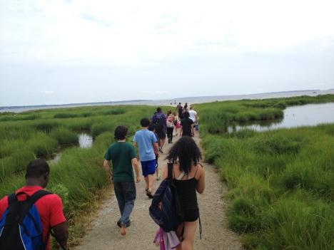 RISD Beach trip 2