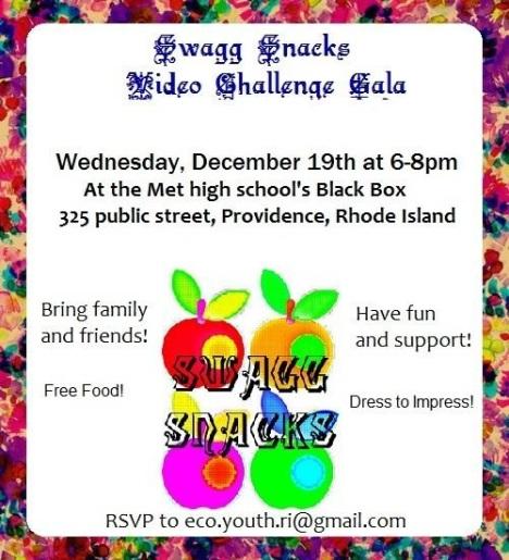 SWAGG Snacks Awards Gala